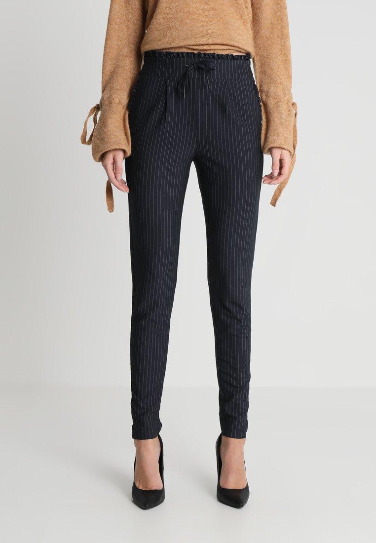 ONLY Tall - Spodnie materiałowe - navy