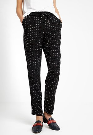 ONYMICHELLE PULL UP PANTS - Bukse - black