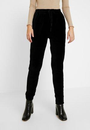 ONLPOPTRASH PING PONG  PANTS - Bukse - black