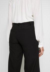 ONLY Tall - ONLSMASH PALAZZO - Pantaloni - black - 2