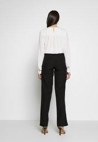 ONLY Tall - ONLSMASH PALAZZO - Pantaloni - black - 3