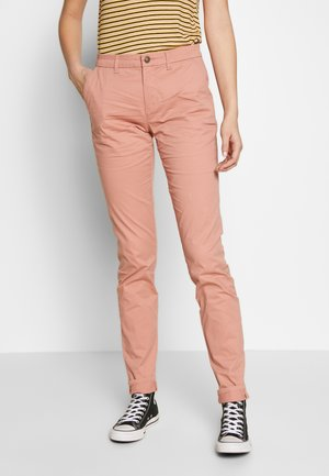ONLPARIS REGULAR - Chinos - rose dawn
