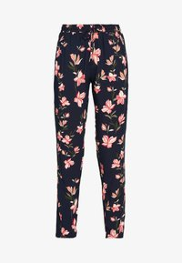 ONLY Tall - ONLNOVA PANT TALL - Trousers - night sky/magnolia - 3