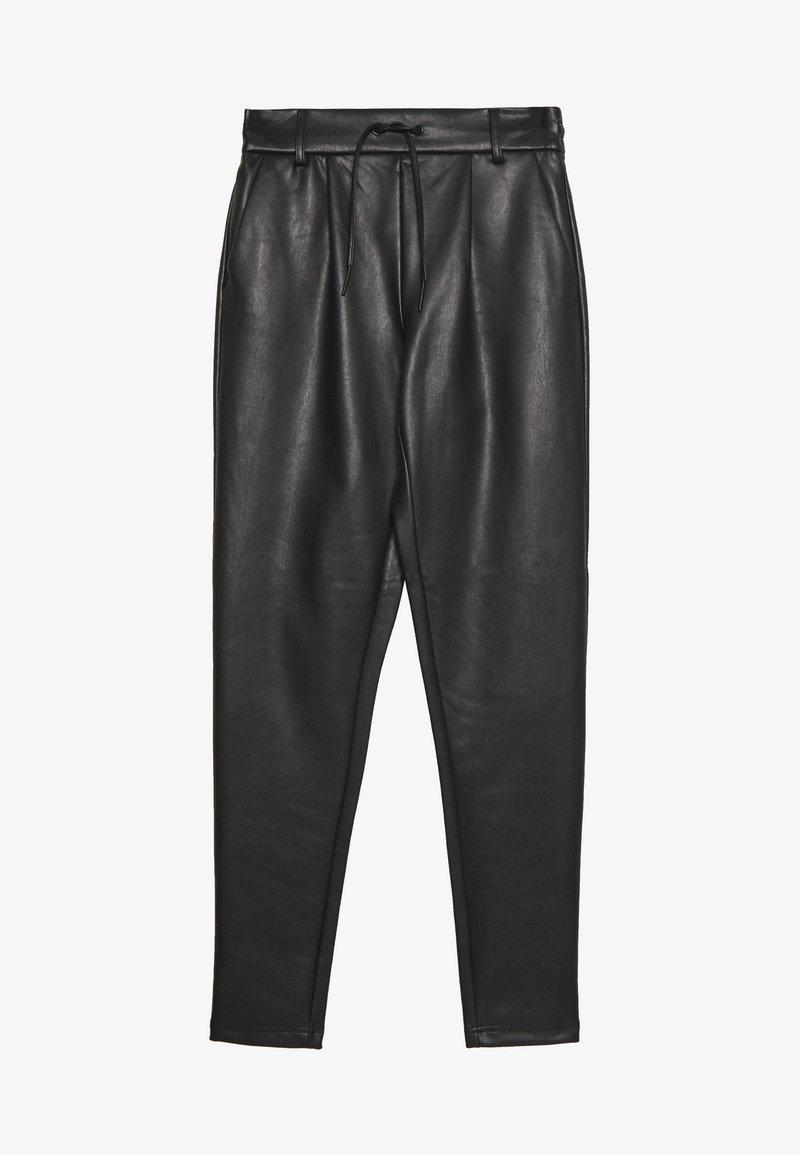 ONLY Tall - ONLPOPTRASH PANT - Spodnie materiałowe - black