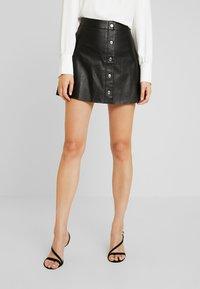 ONLY Tall - ONYASHA SKIRT - A-line skirt - black - 0
