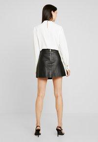 ONLY Tall - ONYASHA SKIRT - A-line skirt - black - 2