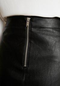 ONLY Tall - ONYASHA SKIRT - A-line skirt - black - 5
