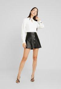 ONLY Tall - ONYASHA SKIRT - A-line skirt - black - 1