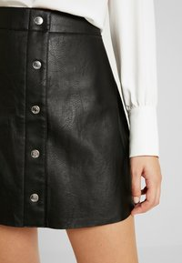ONLY Tall - ONYASHA SKIRT - A-line skirt - black - 3