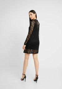 ONLY Tall - ONLDORA DRESS - Cocktailjurk - black - 3