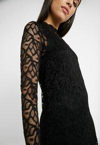 ONLY Tall - ONLDORA DRESS - Cocktailjurk - black - 4