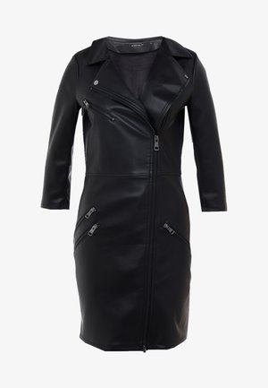 ONLJANNIE DRESS - Robe d'été - black
