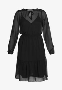 ONLY Tall - ONLTARA BOW  - Day dress - black - 5