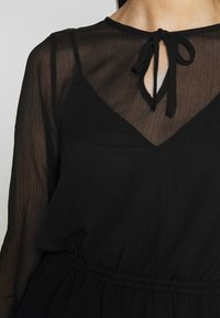 ONLY Tall - ONLTARA BOW  - Day dress - black - 6
