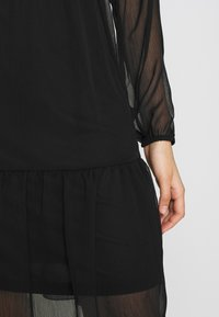 ONLY Tall - ONLTARA BOW  - Day dress - black - 4