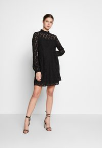 ONLY Tall - ONLNORA SHORT DRESS - Cocktailklänning - black - 1