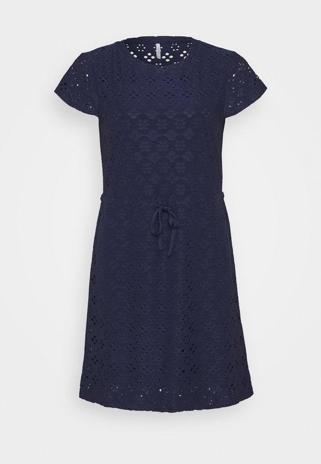 ONLSONIA DRESS TALL - Denní šaty - dark blue