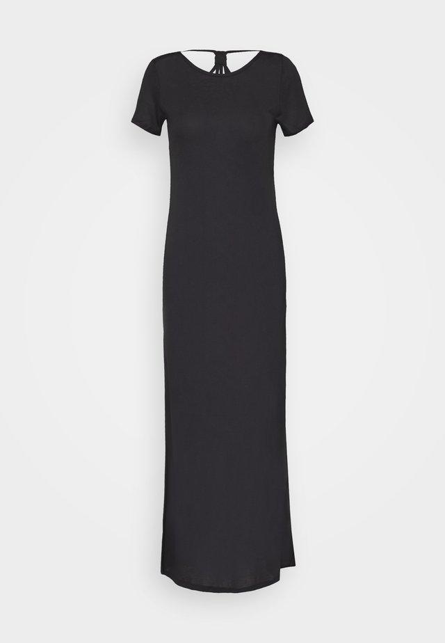 ONLCARRIE DRESS - Maxi-jurk - black