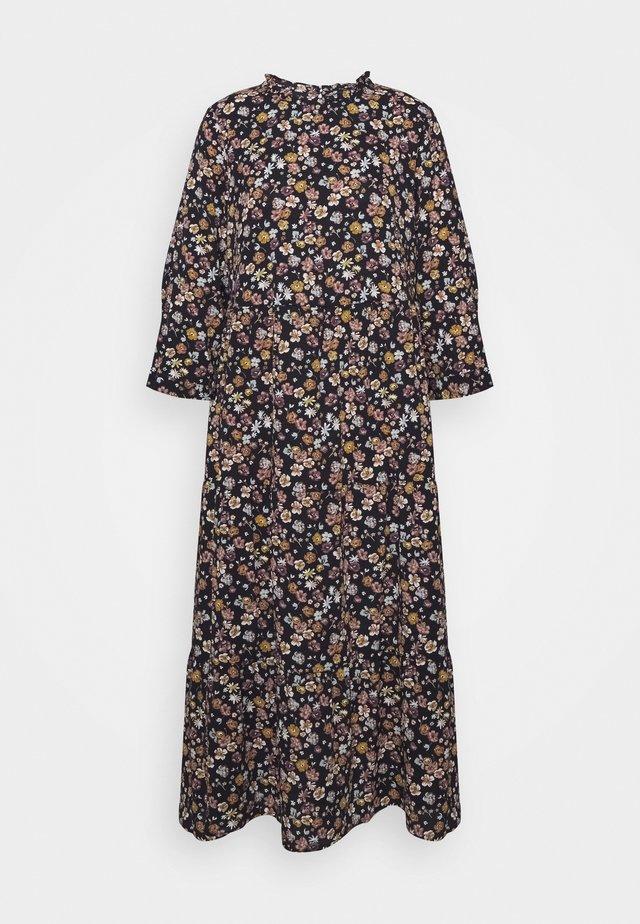 ONLNOVA LUX FRILL DRESS - Sukienka letnia - night sky