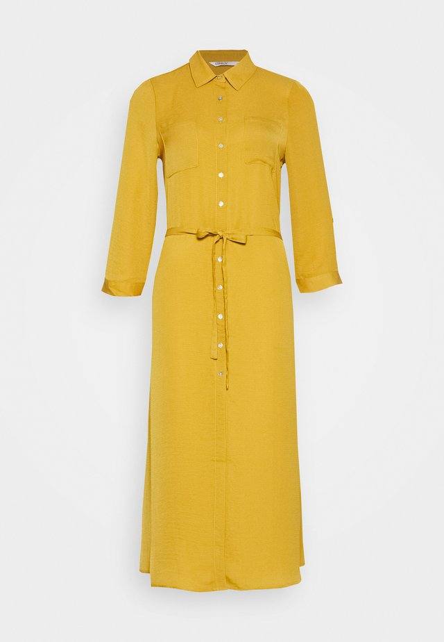 ONLISABELLA ABOVE CALF DRESS - Sukienka koszulowa - chai tea