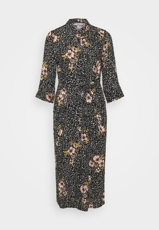 ONLNOVA LIFE 3/4 SHIRT DRESS - Korte jurk - multi coloured