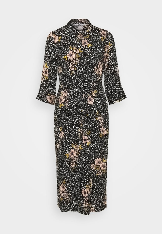 ONLNOVA LIFE 3/4 SHIRT DRESS - Sukienka letnia - multi coloured