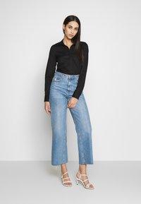 ONLY Tall - ONLSELMA BODY - Skjorte - black - 1