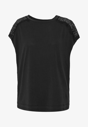 ONLFREE LIFE  - T-shirt basic - black