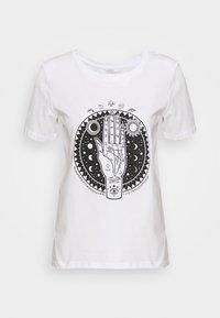 ONLY Tall - ONLSYMBOL TALL - T-Shirt print - white - 0