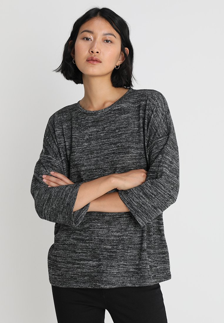 ONLY Tall - ONLBILLA  - Jersey de punto - dark grey melange
