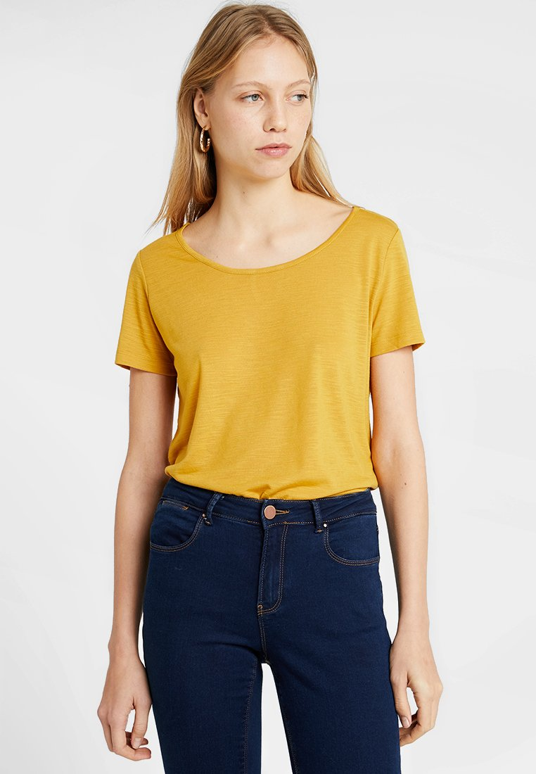 ONLY Tall - ONYISA - T-Shirt basic - harvest gold