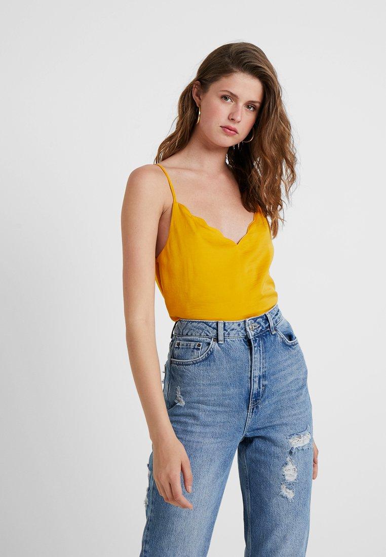 ONLY Tall - ONLDEBBIE SINGLET - Top - mango mojito