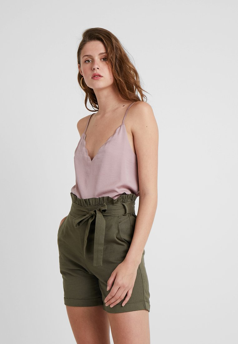 ONLY Tall - ONLDEBBIE SINGLET - Top - deauville mauve