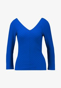 ONLY Tall - ONLGINA V NECK  - Top s dlouhým rukávem - surf the web - 3