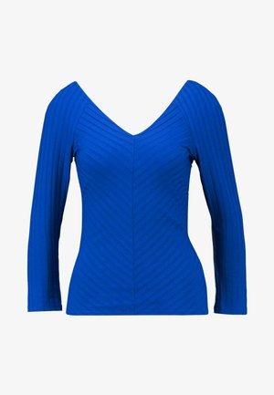 ONLGINA V NECK  - Long sleeved top - surf the web