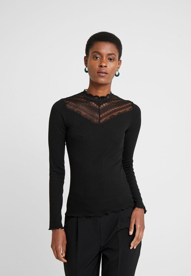 ONLY Tall - ONLAYA - Bluzka z długim rękawem - black