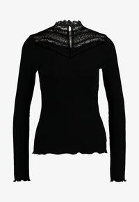 ONLY Tall - ONLAYA - Bluzka z długim rękawem - black - 4