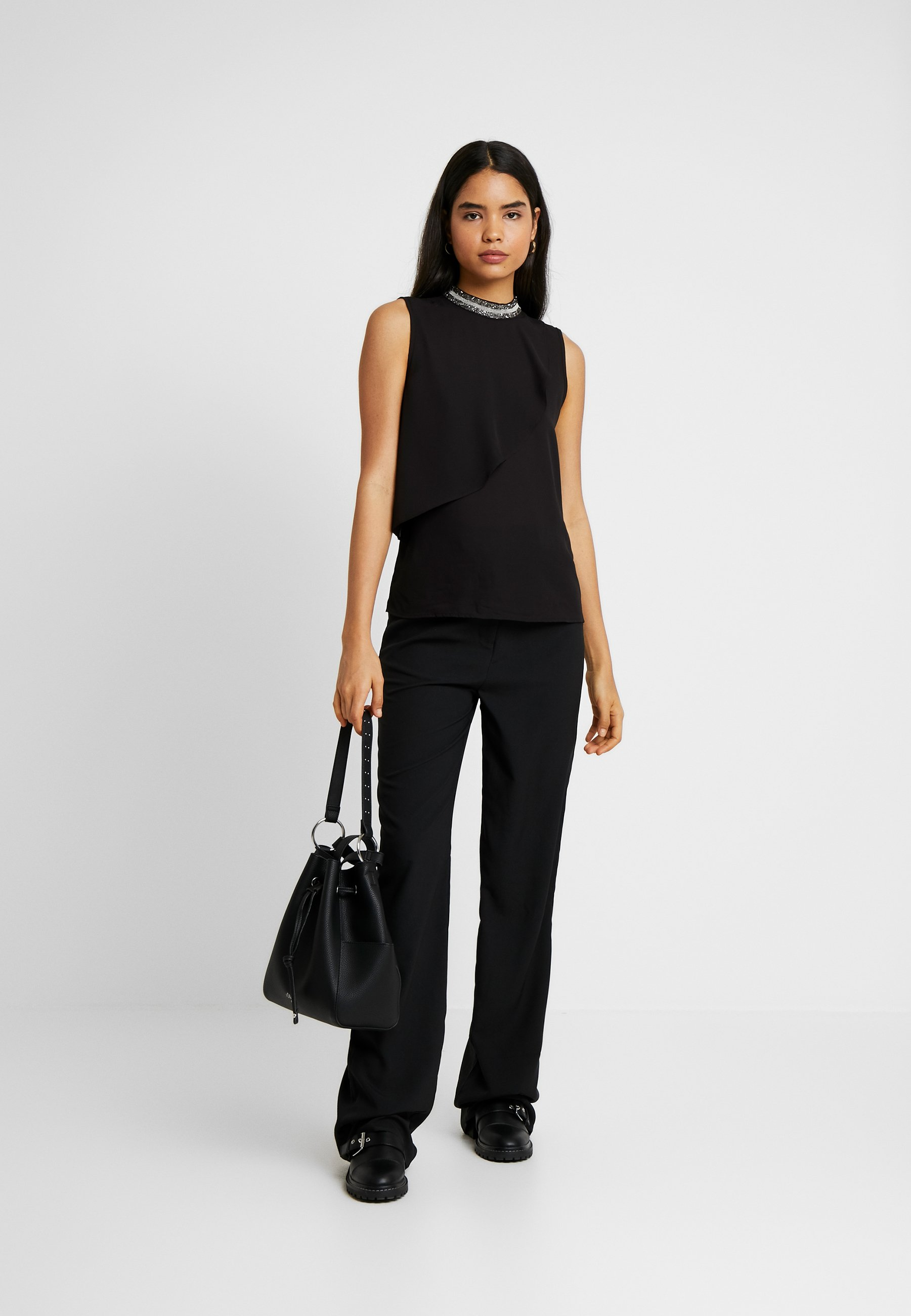 ONLY Tall ONLANEMONE - Blouse - black