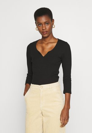 ONLMIRA LIFE - Long sleeved top - black