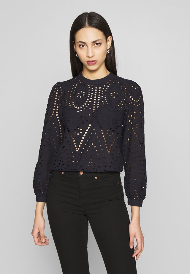 ONLNYLA BLOUSE  - Camicetta - night sky
