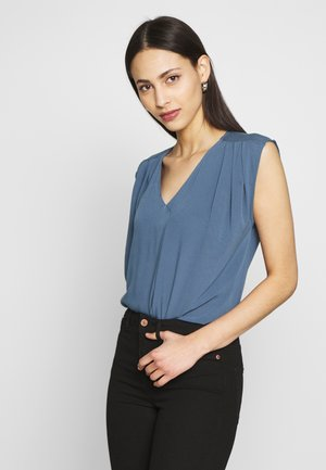 ONLROBERTA V NECK - Blůza - true navy