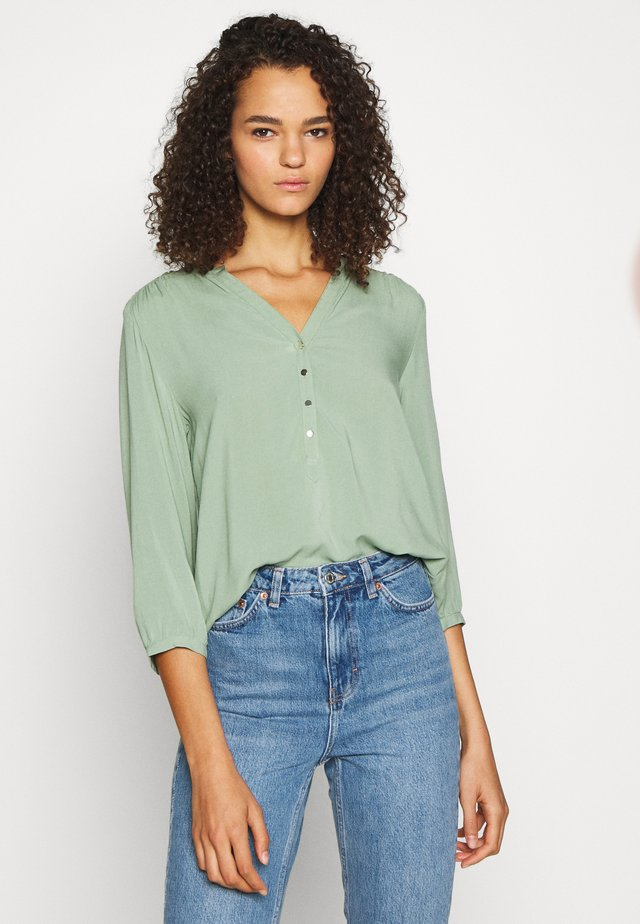 ONLBEA LIFE 3/4 - Blouse - hedge green