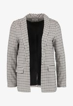 ONLLENA LONG - Krátký kabát - grape leaf/black/cream pink