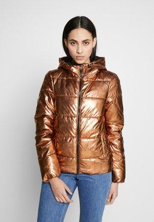 ONLELLA  - Winter jacket - copper