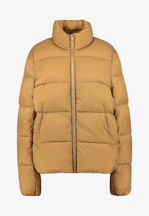 ONLNINA QUILTED JACKET - Winter jacket - toasted coconut