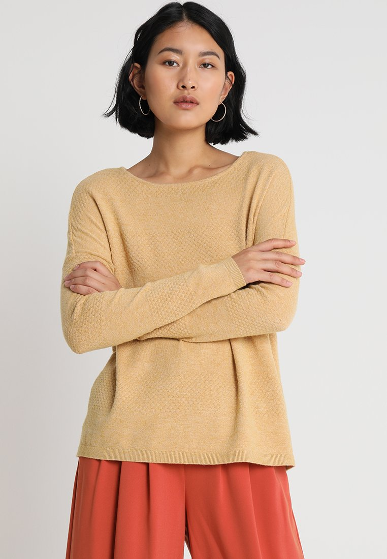 ONLY Tall - ONLBRENDA - Strickpullover - golden yellow