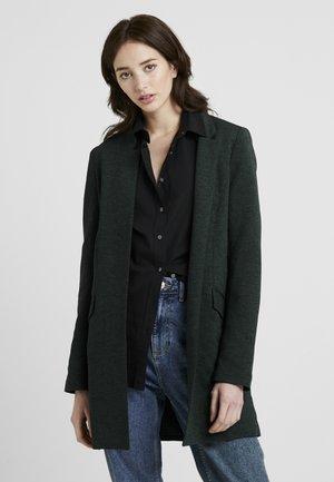ONLLINDA COATIGAN - Halflange jas - green gables/melange