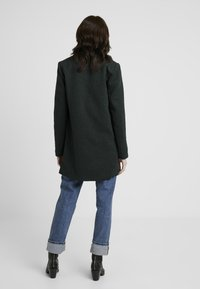 ONLY Tall - ONLLINDA COATIGAN - Short coat - green gables/melange - 2