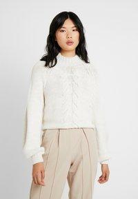 ONLY Tall - ONLFREYAH - Pullover - whitecap gray/melange - 0