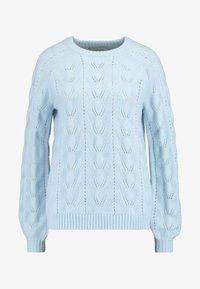 ONLY Tall - ONLALANA - Strikkegenser - cashmere blue - 4